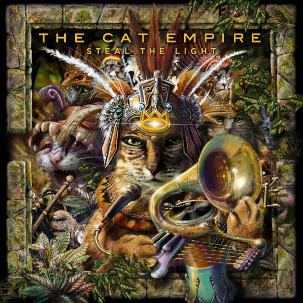 Cat empire Steal the light