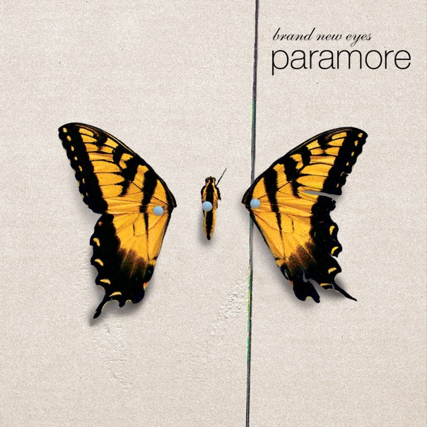 Brand New Eyes Paramore