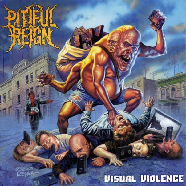 Pitiful_Reign-Visual_Violence-Frontal