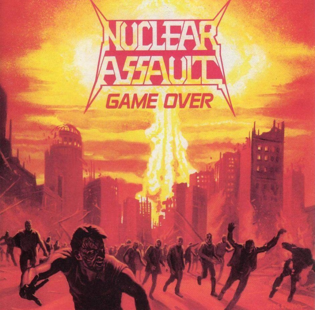 Nuclear Assault Live Suffer Die
