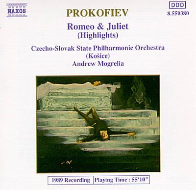 Prokofiev Romeo & Juliet