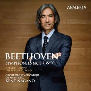 Beethoven sym 1 et 7 Nagano