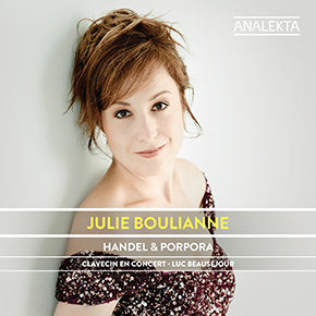 Julie Boulianne Handel