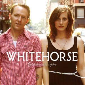 Whitehorse ephemere sans repere