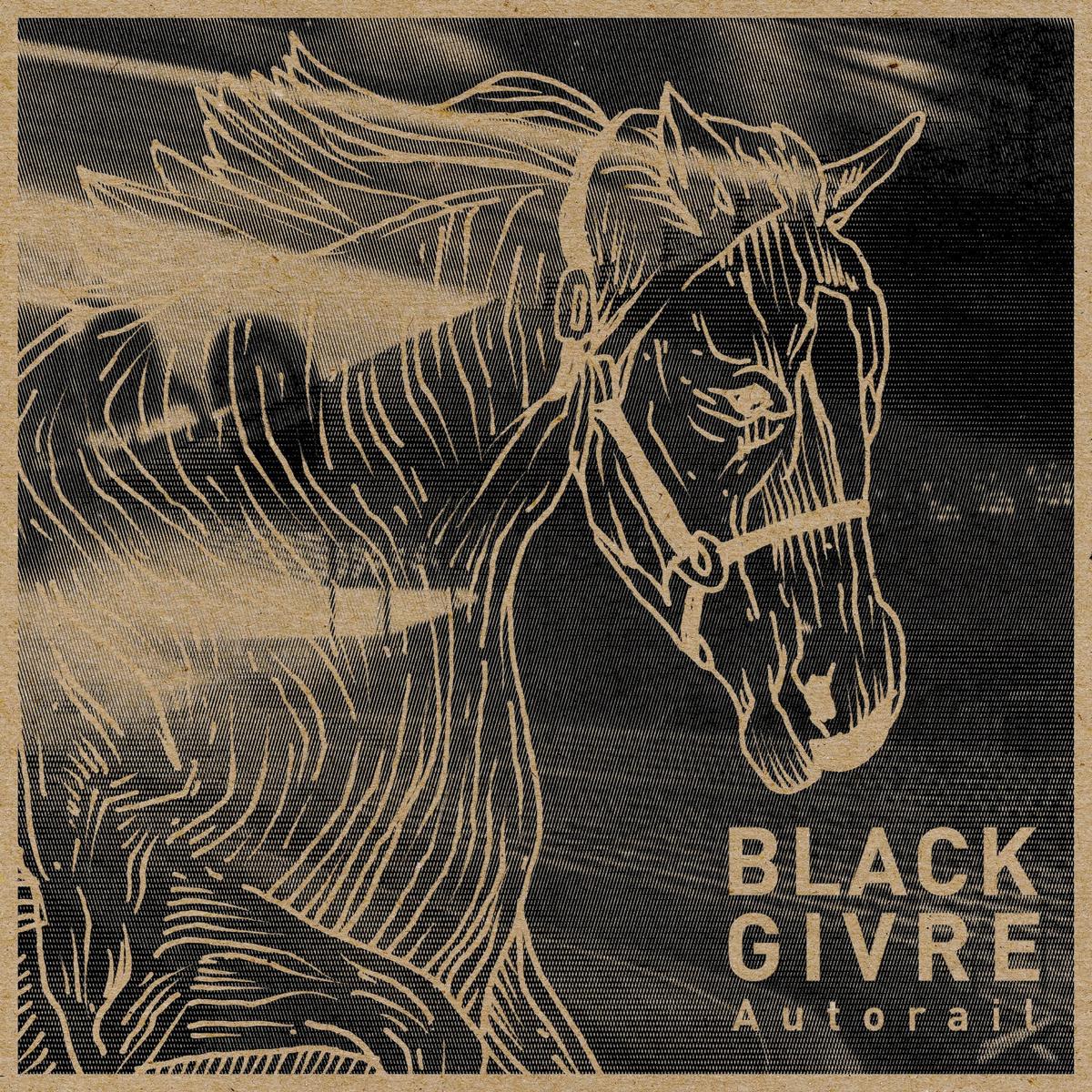 Black Givre - Autorail