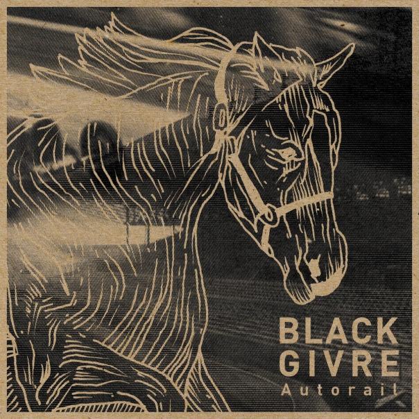 Black Givre Autorail