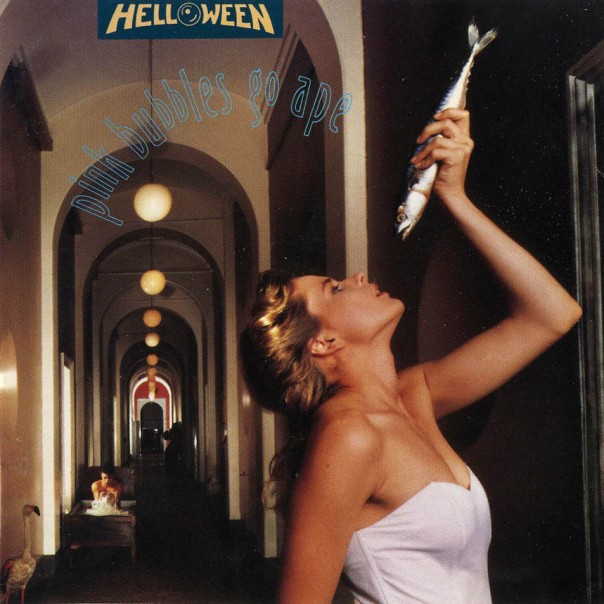 Helloween-Pink Bubbles Go Ape