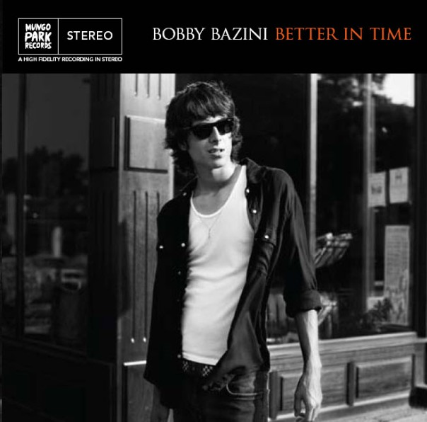 Bobby Bazini Better in time
