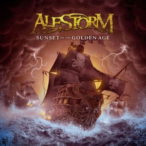 Alestorm Sunset on the Golden Age