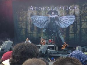 Apocalyptica HeavyMtl
