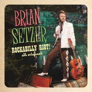 Brian-Setzer Rockabilly Riot