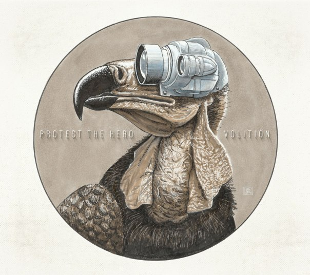protest the hero Volition