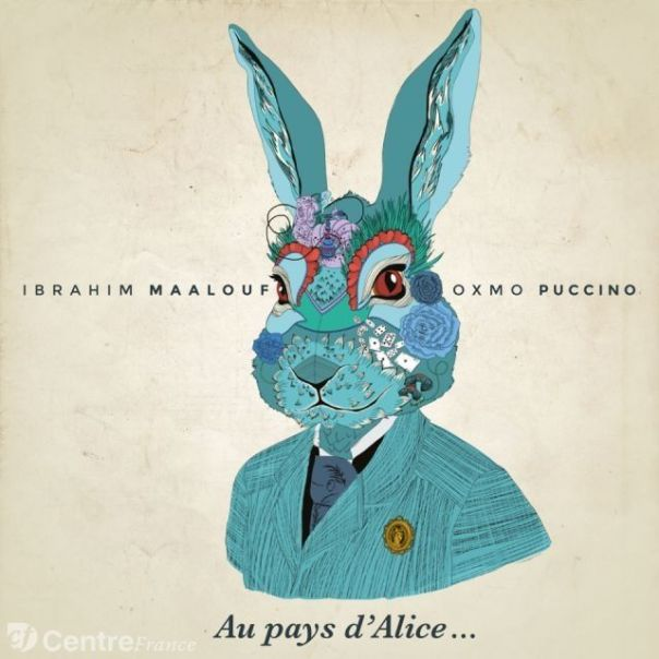 Ibrahim Maalouf Pays d'Alice