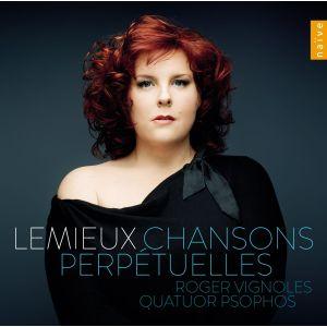 Marie-Nicole Lemieux chansons perpétuelles
