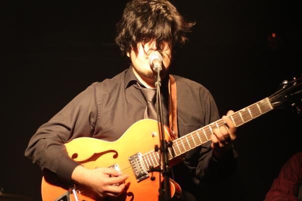 Jorge Mateluna (Crédit : Olivier Dénommée)