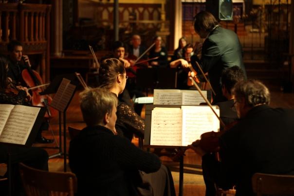 I Musici par Étienne Hamel