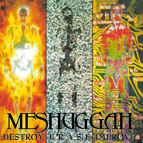 Destroy Erase Improve Messhuggah