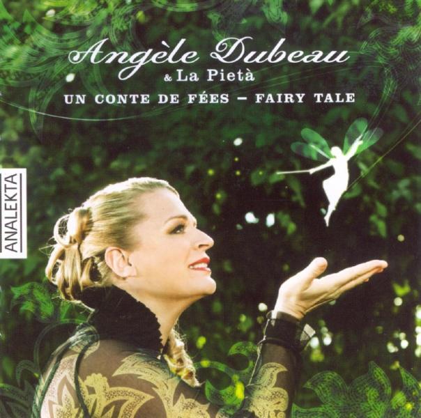 Angele Dubeau Conte de fées