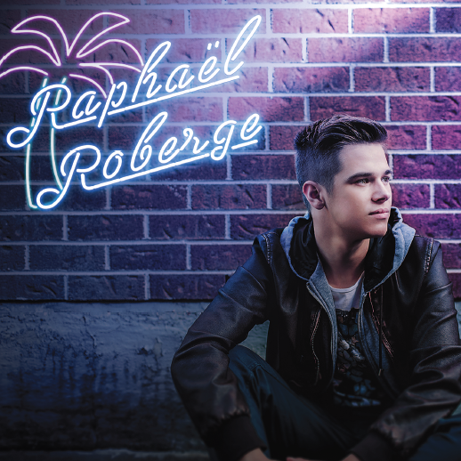 Raphaël Roberge EP - Cover