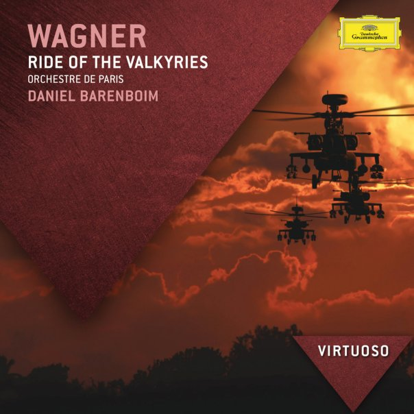 Wagner Ride of the Valkyries