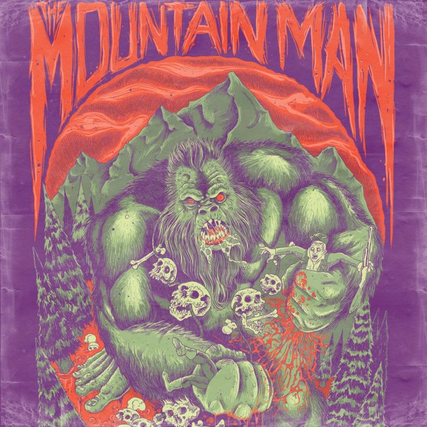 The Mountain Man Bloodlust