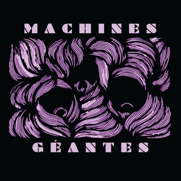 Machines géantes Mauve