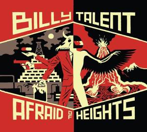 Billy Talent Afraid
