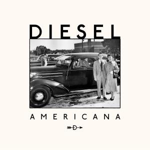 DIESEL-Americana-album-cover