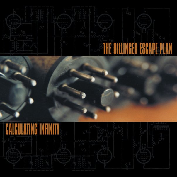 Dillinger Escape Plan Calculating Infinity