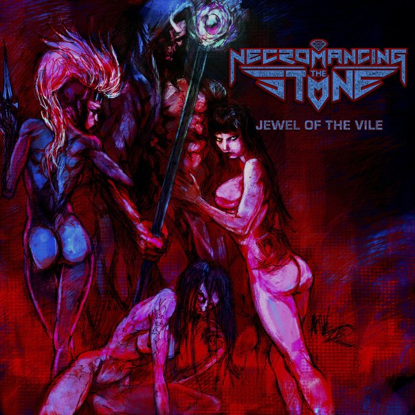 Necromancing the Stone Jewel of the Vile