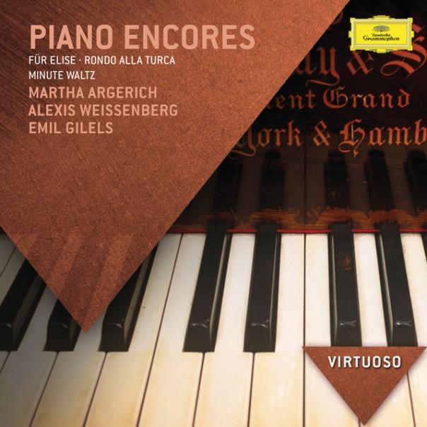 piano-encores