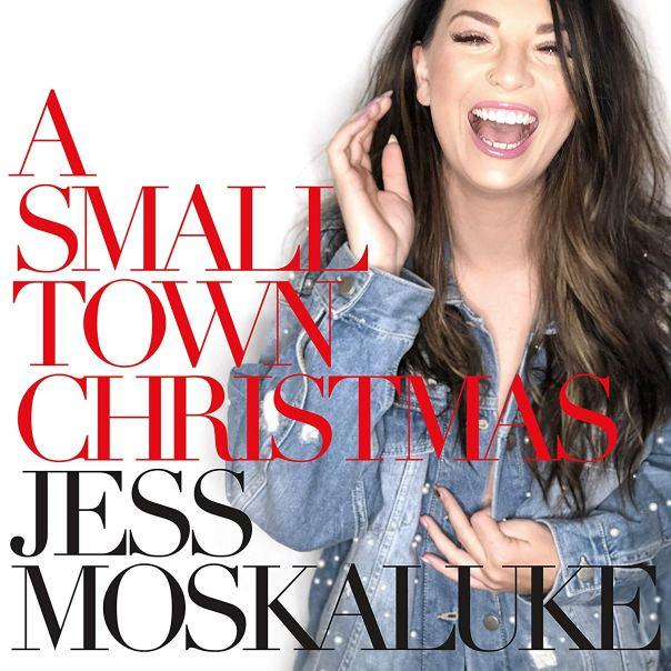 jess moskaluke a small town christmas