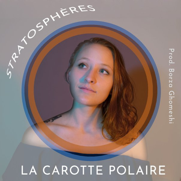 la carotte polaire stratospheres