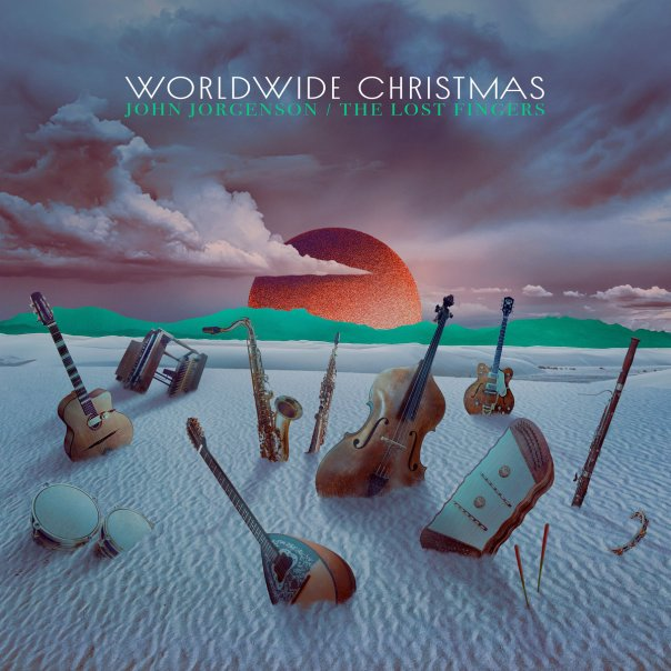 the lost fingers worldwide christmas