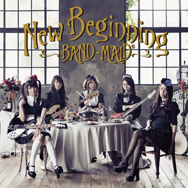 band maid new beginning