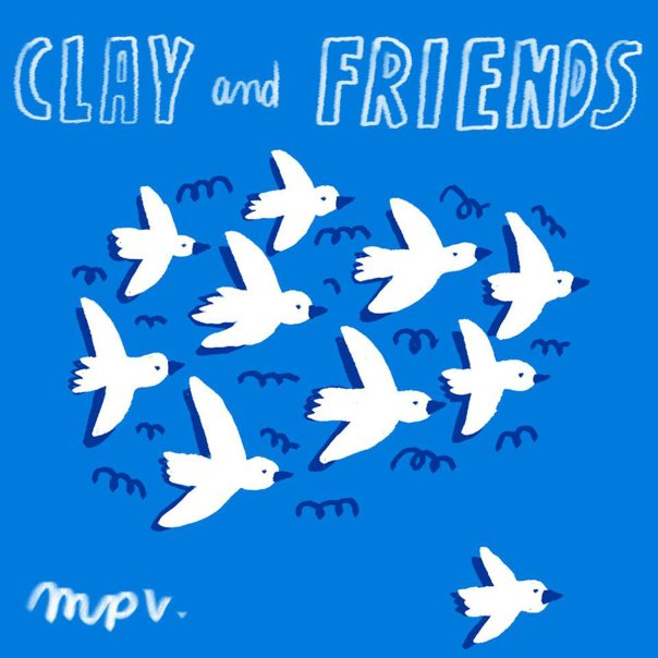 clay and friends la musica popular de verdun