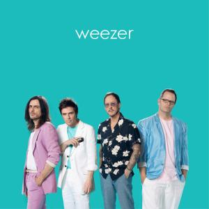 weezer weezer teal album