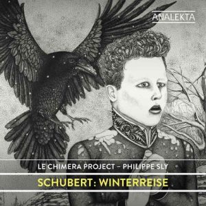le chimera project et philippe sly schubert winterreise
