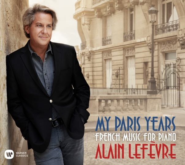 alain lefevre my paris years