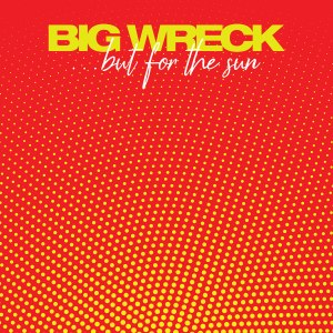 big wreck but for the sun
