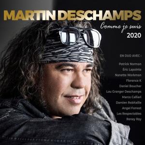 martin deschamps comme je suis 2020