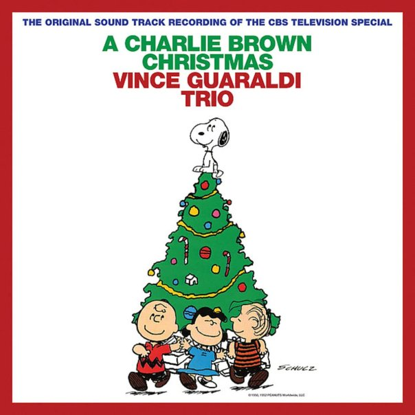 bande sonore a charlie brown christmas