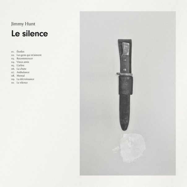 jimmy hunt le silence