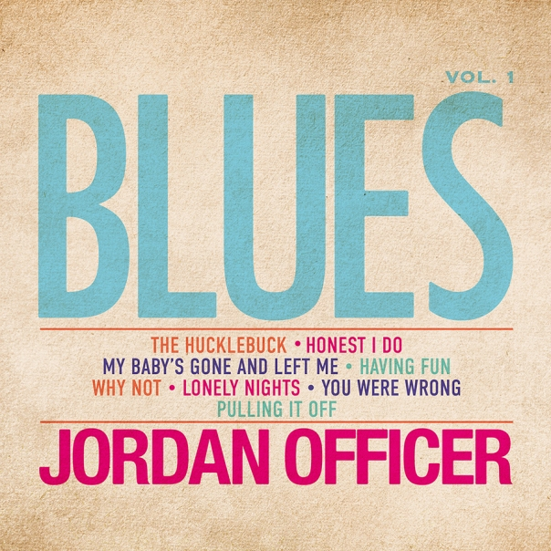 jordan officer blues vol 1
