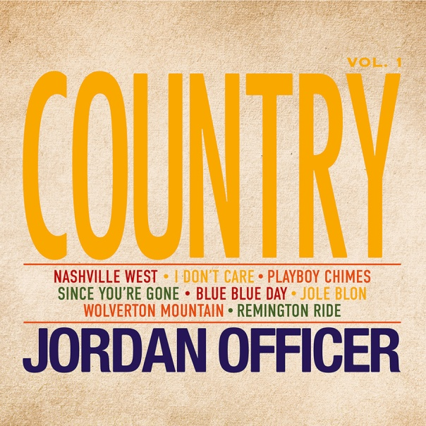 jordan officer country vol 1