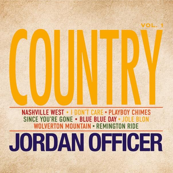 jordan officer country vol 1
