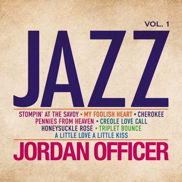 jordan officer jazz vol 1