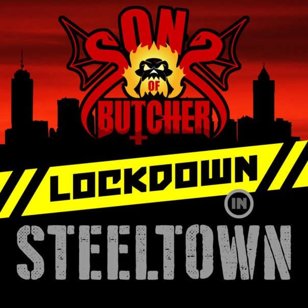sons of butcher lockdown in steeltown